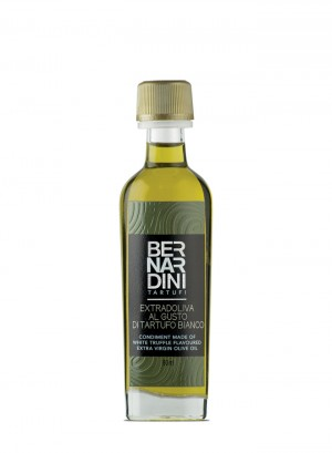 Olio extravergine di oliva al tartufo bianco - bottiglia 50ml