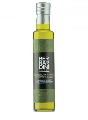 Olio extravergine di oliva al tartufo bianco - bottiglia 250ml
