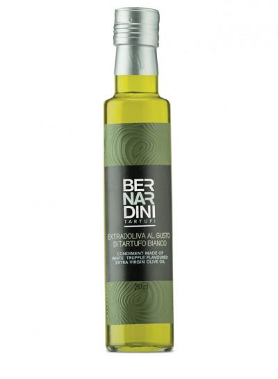 Olio al tartufo bianco in bottiglia 250 ml