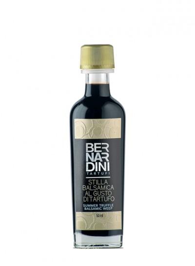 Vinagre balsámico con trufa negra de verano