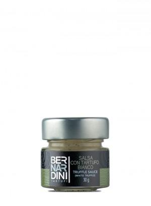 Truffle sauce ( white truffle ) 30g