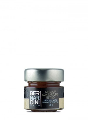 Ketchup with summer truffle 35g