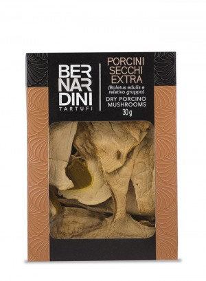 Dry porcino mushrooms 30g