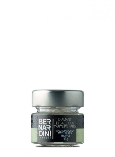 Black truffle salt 30 gr