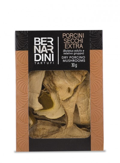 Dry porcino mushrooms 30 gr