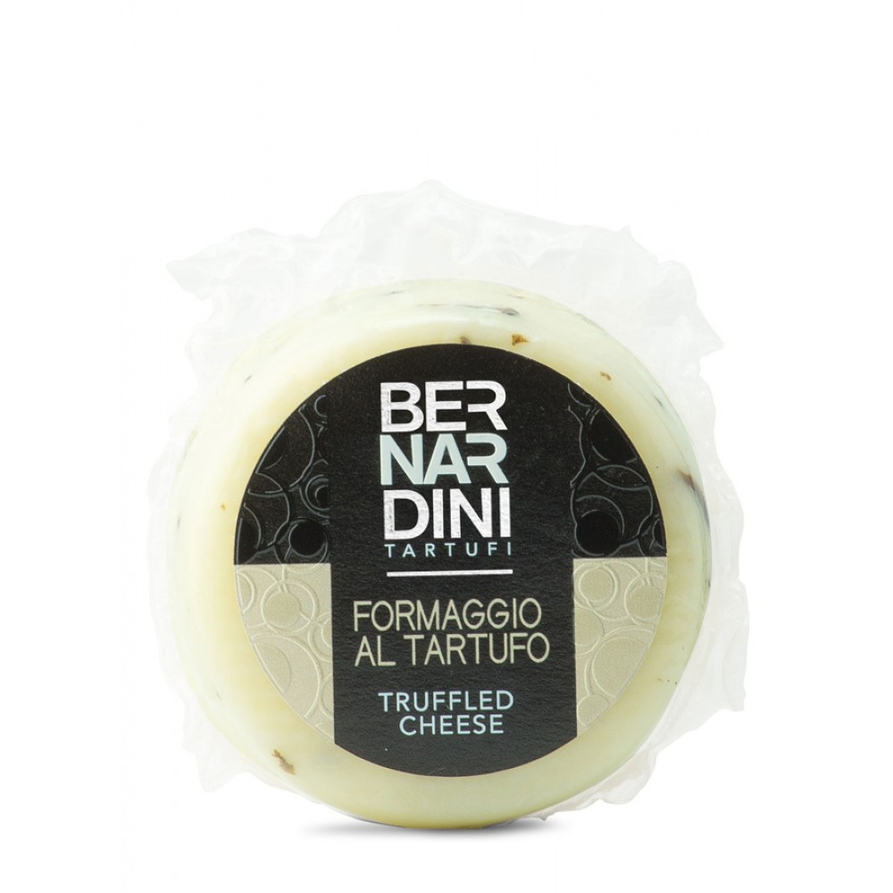 Truffled cheese, 10,71 €, Bernardini Truffles, Acqualagna Italia