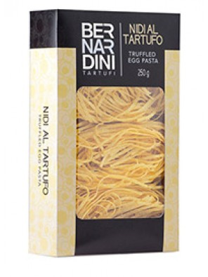 Truffled egg pasta