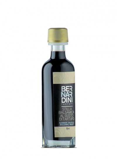 Truffle balsamic vinegar