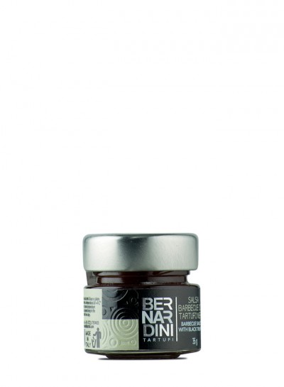 Barbecue sauce with black truffle 30 gr