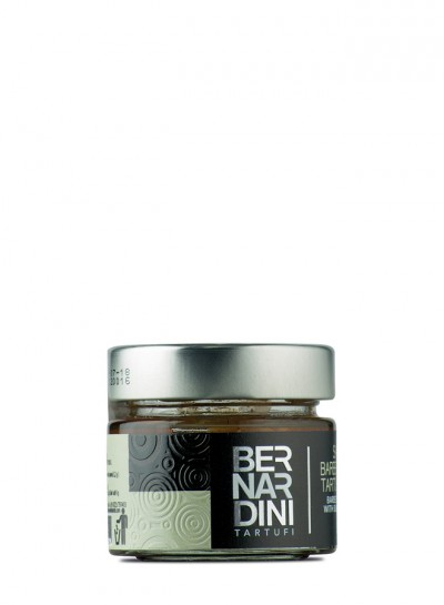 Barbecue sauce with black truffle 80 gr