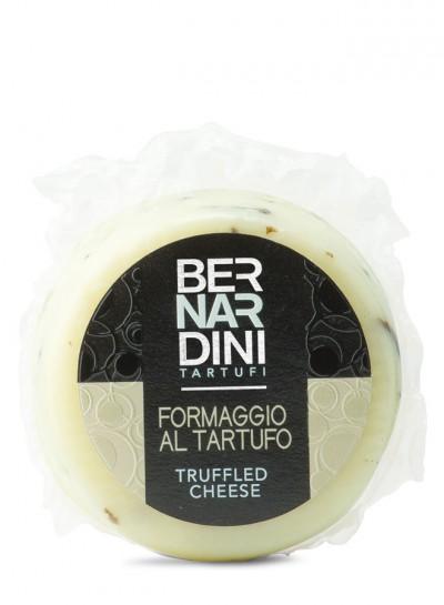 Truffled cheese