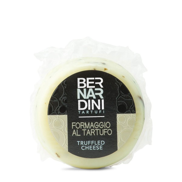 Truffled cheese, 7,80 €, Bernardini Truffles Acqualagna Italia