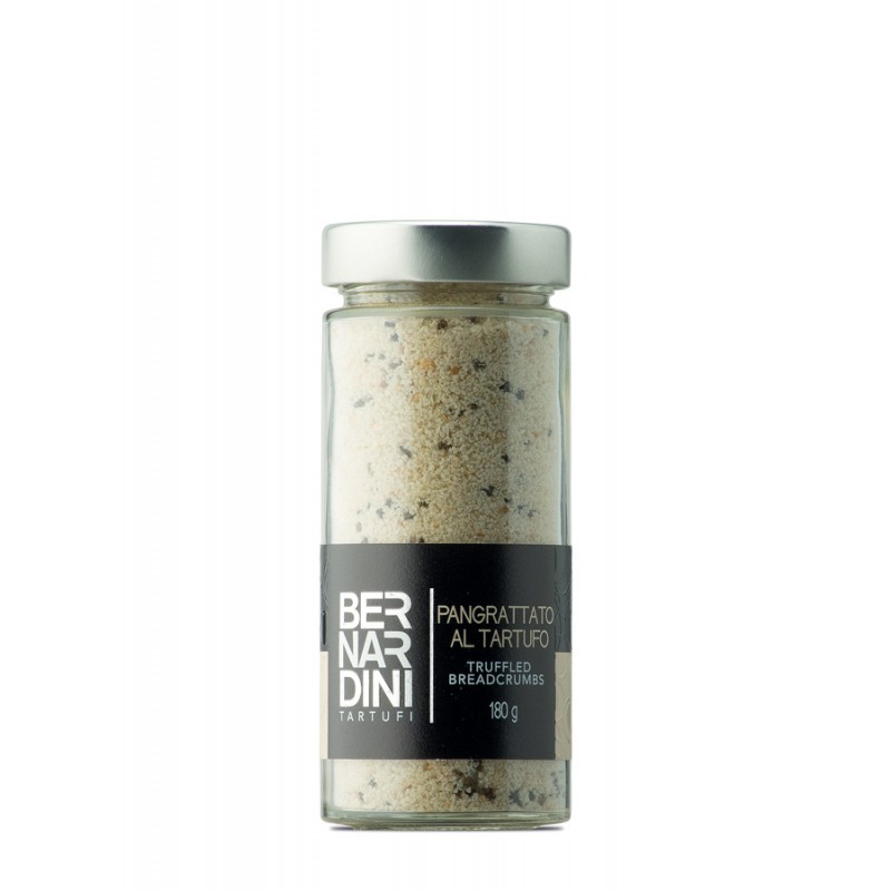 Bread crumbs with summer truffle, 9,35 €, Bernardini Truffles Acqualagna Italia