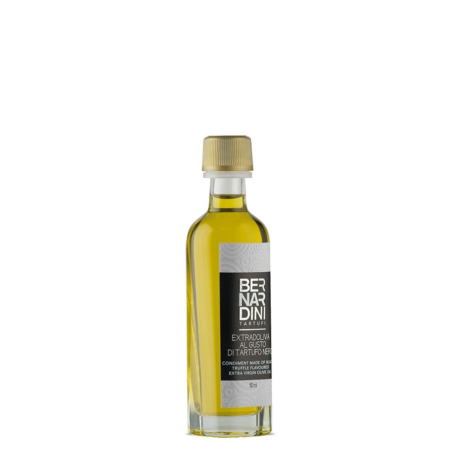 Black truffle oil 50 ml, 7,70 €, Bernardini Truffles, Acqualagna Italia